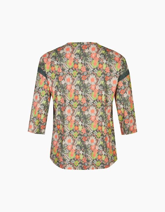 No Secret Shirt im floralen Dessin   ADLER Mode Onlineshop