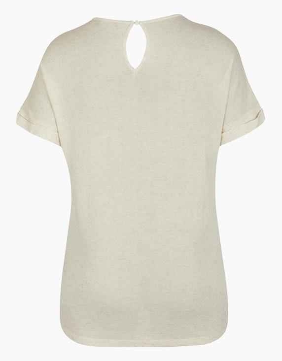 No Secret Shirt mit Motivdruck   ADLER Mode Onlineshop