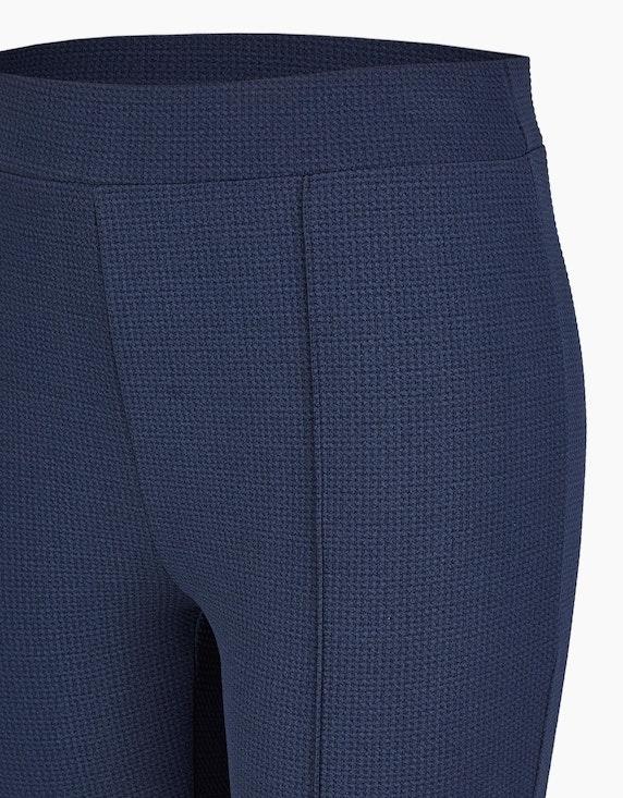 Made in Italy Schlupfhose aus Struktur-Jersey | ADLER Mode Onlineshop
