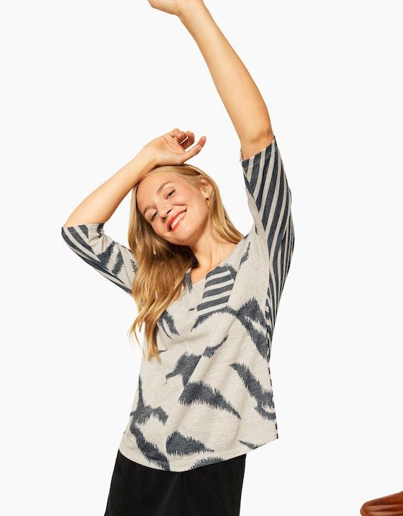Street One Shirt im Mustermix   ADLER Mode Onlineshop