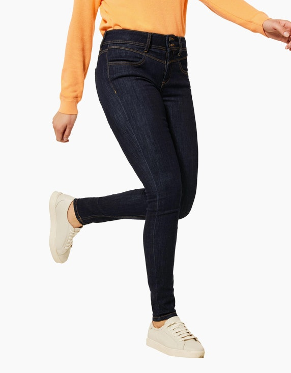 Street One Denim-Jeanshose, High Waist, Style York   ADLER Mode Onlineshop
