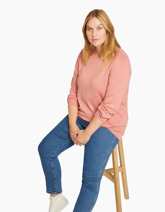 Tom Tailor Basic Sweatshirt | ADLER Mode Onlineshop