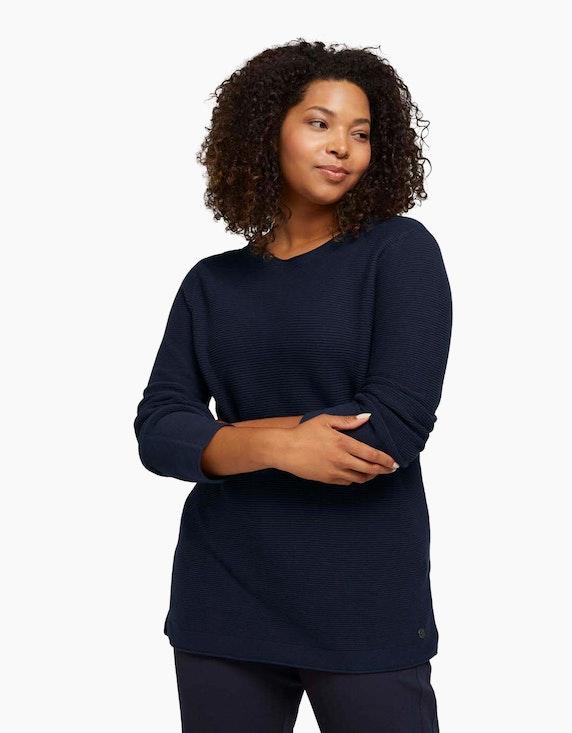 My True Me Pullover aus Bio-Baumwolle | ADLER Mode Onlineshop