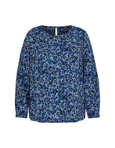 Produktbild zu Blusenshirt mit floralem Muster von MY OWN