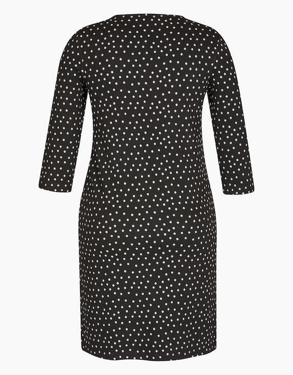 MY OWN Jerseykleid mit Polka Dots | ADLER Mode Onlineshop