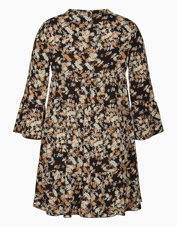 MY OWN Long-Bluse im Tunika-Style mit Blumenmuster | ADLER Mode Onlineshop
