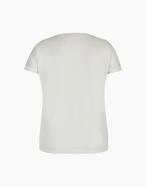 Rabe Shirt im Material-Mix   ADLER Mode Onlineshop