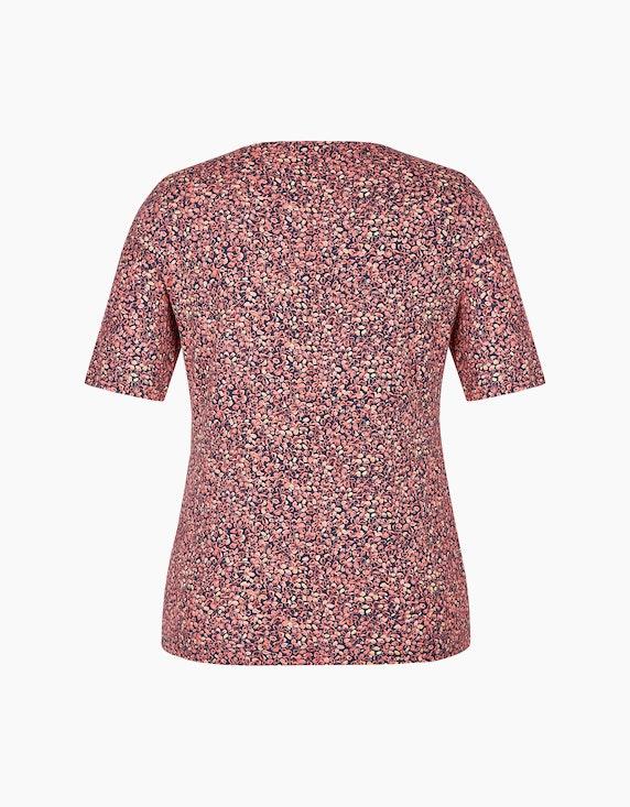 Rabe T-Shirt mit Blümchen-Muster   ADLER Mode Onlineshop