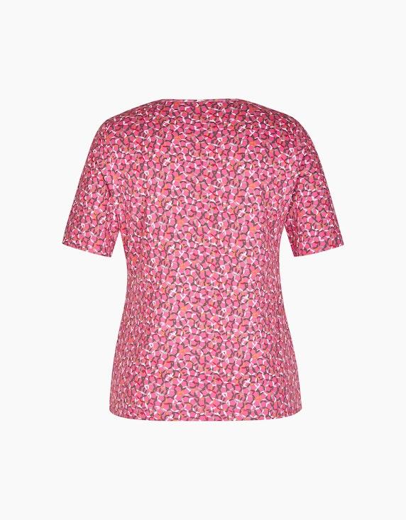 Rabe T-Shirt mit ausgefallenem Druck   ADLER Mode Onlineshop