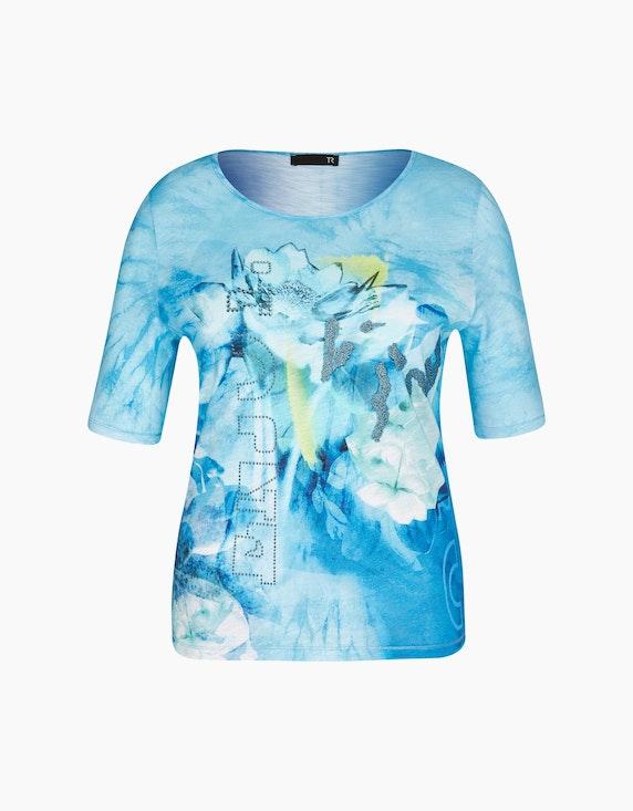Rabe Shirt mit grafischem Druck   ADLER Mode Onlineshop