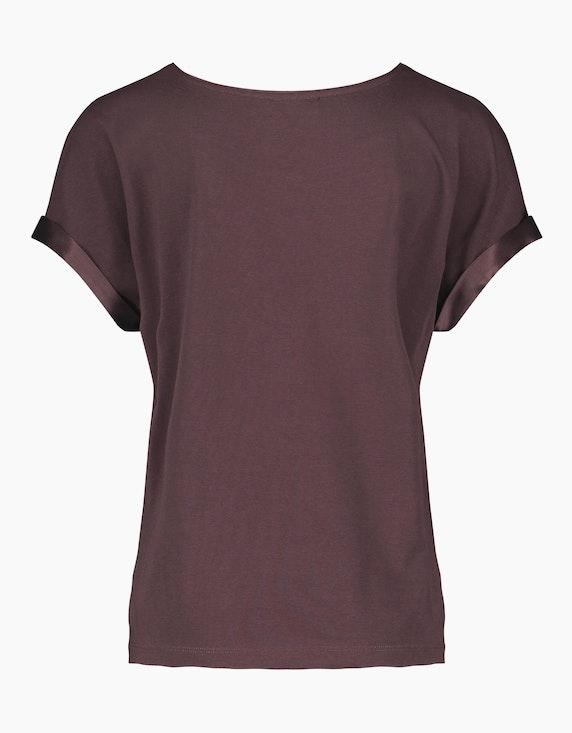 Gerry Weber Collection Blusenshirt aus Satin | ADLER Mode Onlineshop