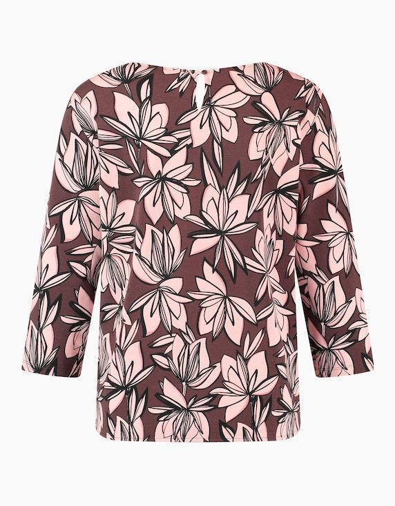 Gerry Weber Collection Shirt mit Blumenmuster | ADLER Mode Onlineshop