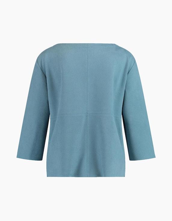 Gerry Weber Collection Shirt mit Teilungsnähten | ADLER Mode Onlineshop