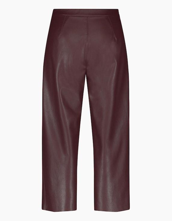 Gerry Weber Collection Culotte in Lederoptik | ADLER Mode Onlineshop