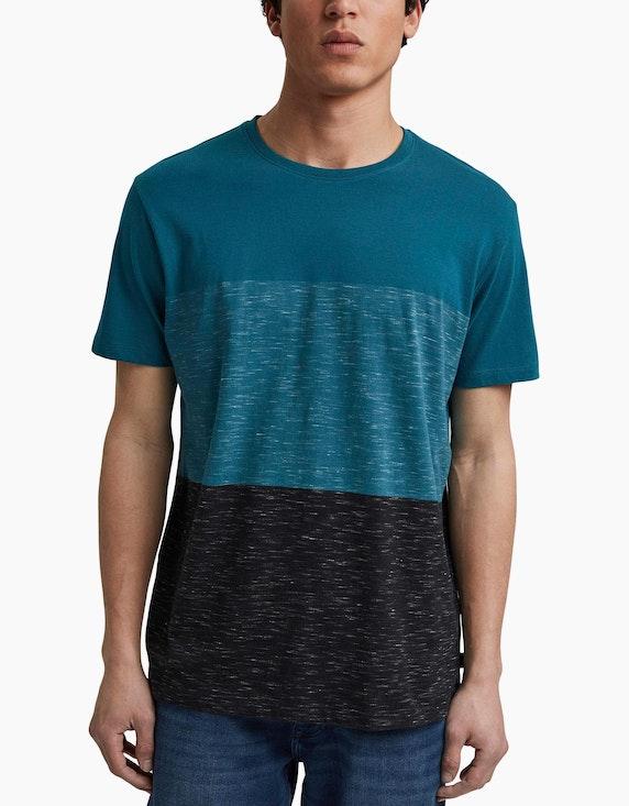 Esprit Shirt mit Blockstreifen   ADLER Mode Onlineshop