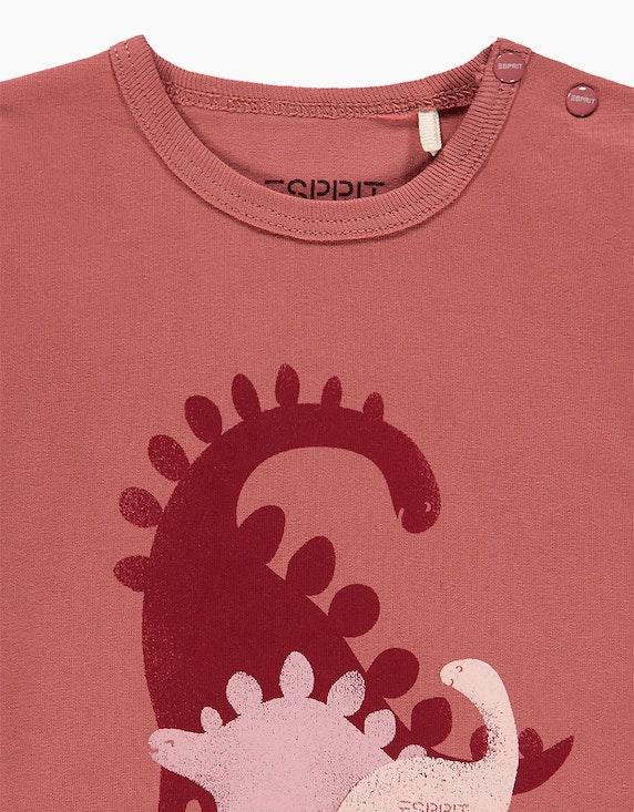 Esprit Baby Girls Langarmshirt mit Rüschen und Dino-Print | ADLER Mode Onlineshop