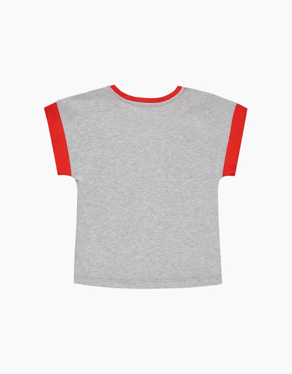 Esprit Mini Girls T-Shirt mit reflektierendem Print | ADLER Mode Onlineshop