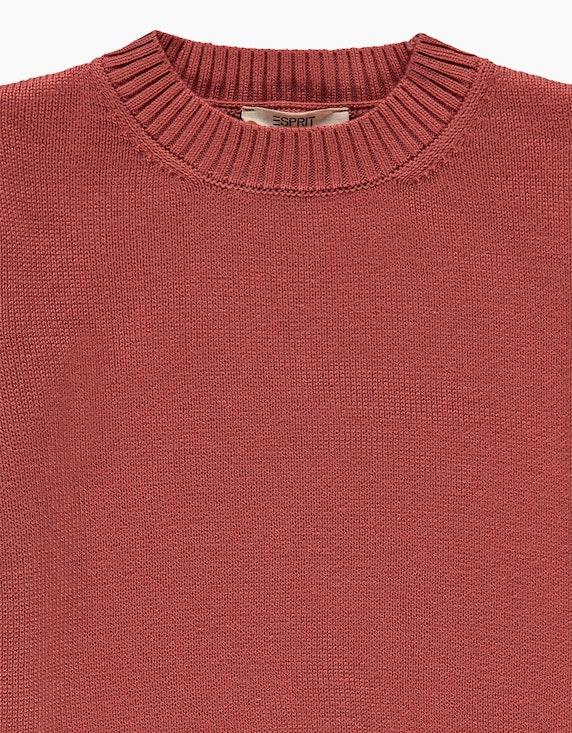Esprit Mini Girls Pullover mit Ringeln und Rüschen | ADLER Mode Onlineshop