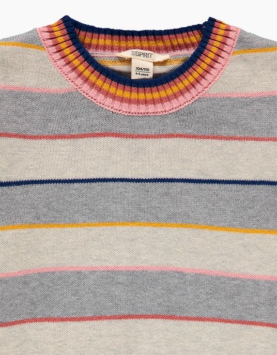 Esprit Mini Girls Pullover mit Streifen | ADLER Mode Onlineshop