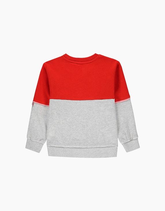 Esprit Mini Girls Sweatshirt mit reflektierendem Print | ADLER Mode Onlineshop