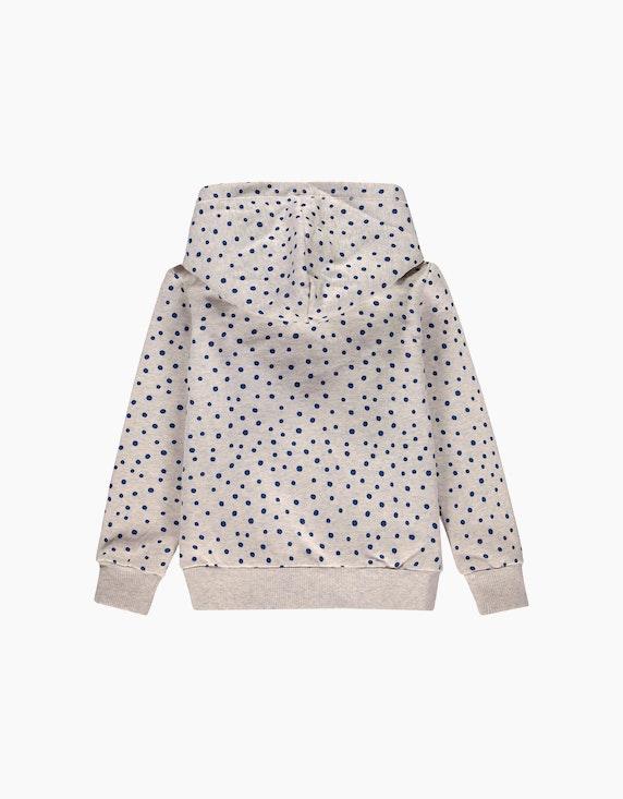 Esprit Mini Girls Hoodie mit Pünktchen-Print | ADLER Mode Onlineshop