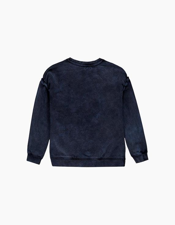 Esprit Mini Girls Sweatshirt mit Rüschen und Print | ADLER Mode Onlineshop