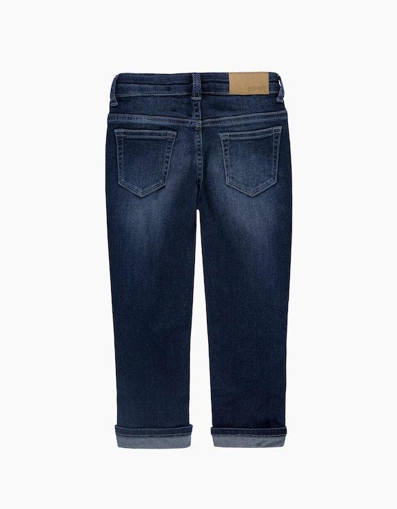 Esprit Mini Girls Jeans mit Verstellbund und reflektierenden Details | ADLER Mode Onlineshop