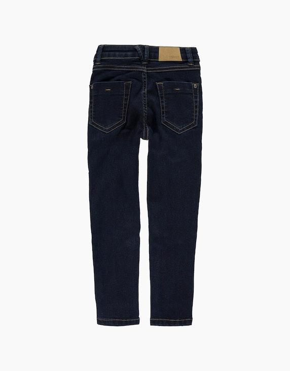 Esprit Mini Girls Stretch-Jeans mit weitenverstellbarem Highwaist-Bund | ADLER Mode Onlineshop