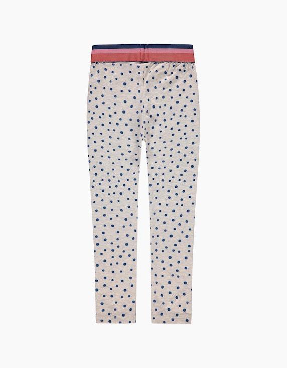 Esprit Mini Girls Leggings mit Pünktchen-Print | ADLER Mode Onlineshop