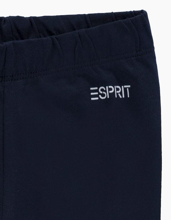 Esprit Mini Girls Leggings aus Baumwoll-Stretch | ADLER Mode Onlineshop
