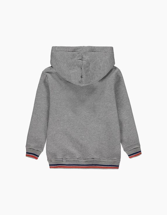 Esprit Mini Boys Sweatjacke mit Kapuze und Melange-Effekt   ADLER Mode Onlineshop