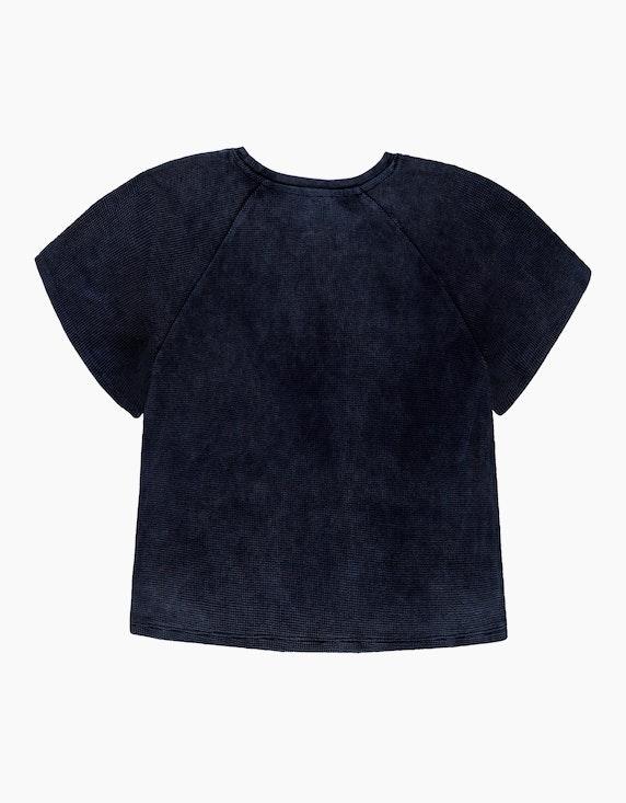 Esprit Girls Cropped T-Shirt mit Struktur | ADLER Mode Onlineshop