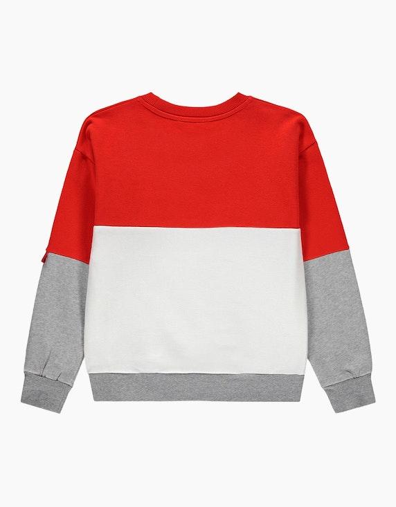 Esprit Girls Sweatshirt mit reflektierendem Print | ADLER Mode Onlineshop