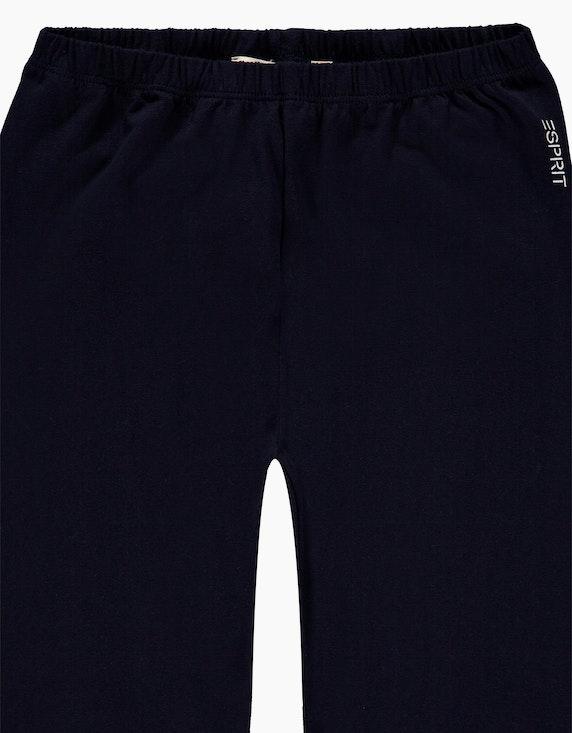 Esprit Girls Basic-Leggings aus Baumwoll-Stretch   ADLER Mode Onlineshop