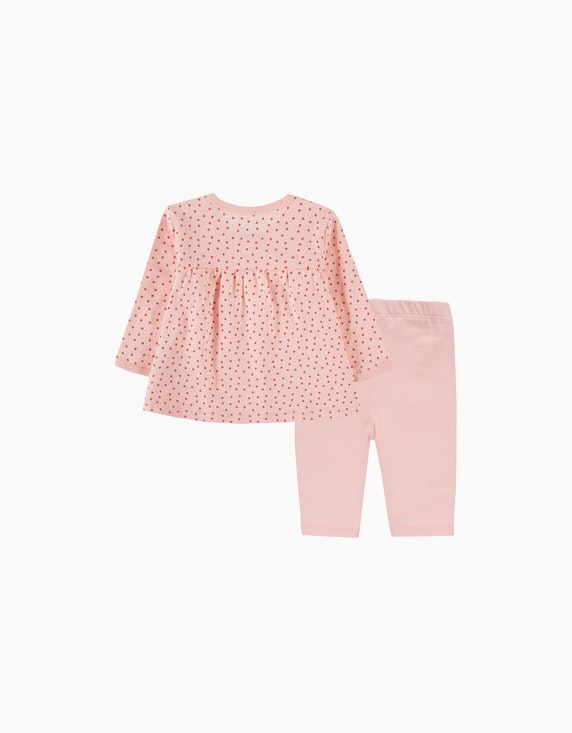 Esprit Baby Girls Set bestehend aus Shirt und Leggings | ADLER Mode Onlineshop