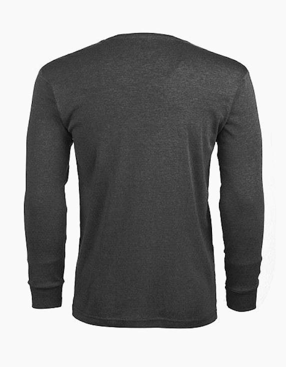 Bexleys man Thermoshirt mit langen Ärmeln | ADLER Mode Onlineshop