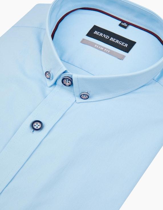 Bernd Berger Dresshemd mit Button-Down Kragen   ADLER Mode Onlineshop