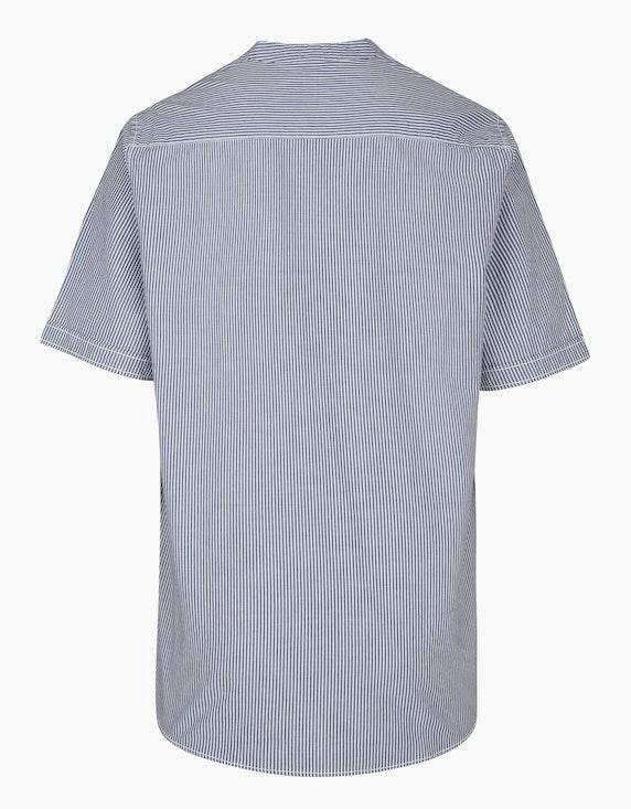 Bexleys man Freizeithemd im Streifen-Dessin, REGULAR FIT   ADLER Mode Onlineshop