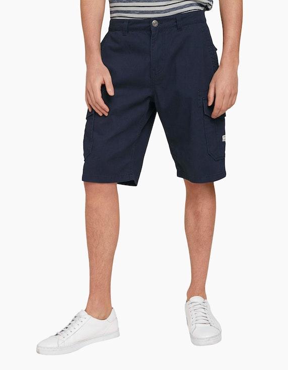 Tom Tailor Twill Cargo Shorts   ADLER Mode Onlineshop