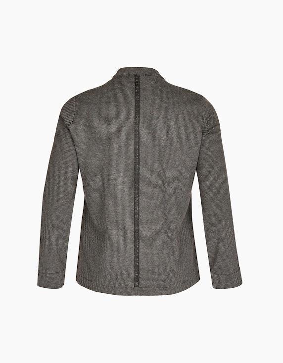 No Secret Jacquard-Jacke mit Hahnentritt-Muster | ADLER Mode Onlineshop