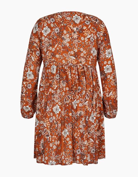 Made in Italy Kleid im Boho-Stil   ADLER Mode Onlineshop