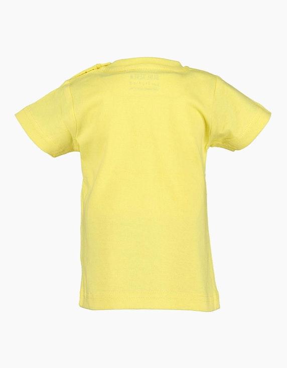 Blue Seven Baby Girls Shirt mit Schriftzug | ADLER Mode Onlineshop