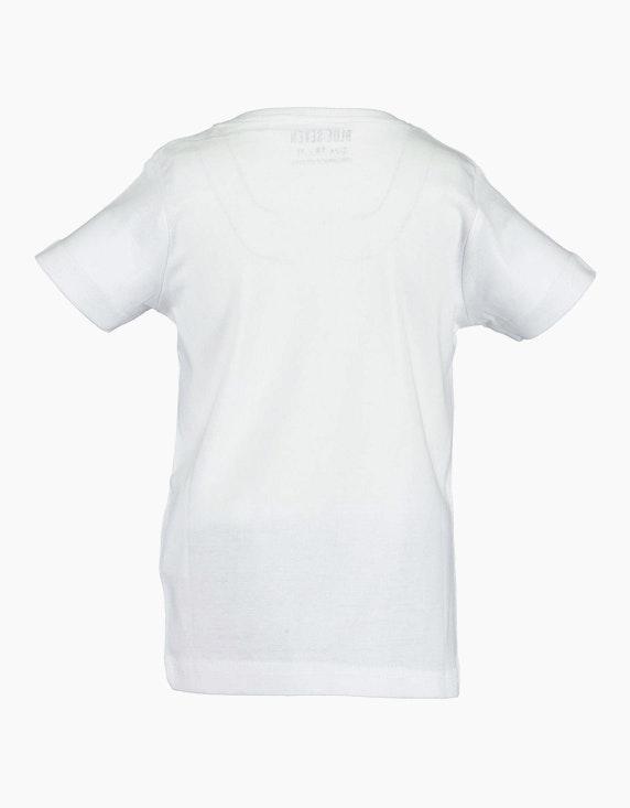 Blue Seven Mini Girls T-Shirt mit Druck   ADLER Mode Onlineshop