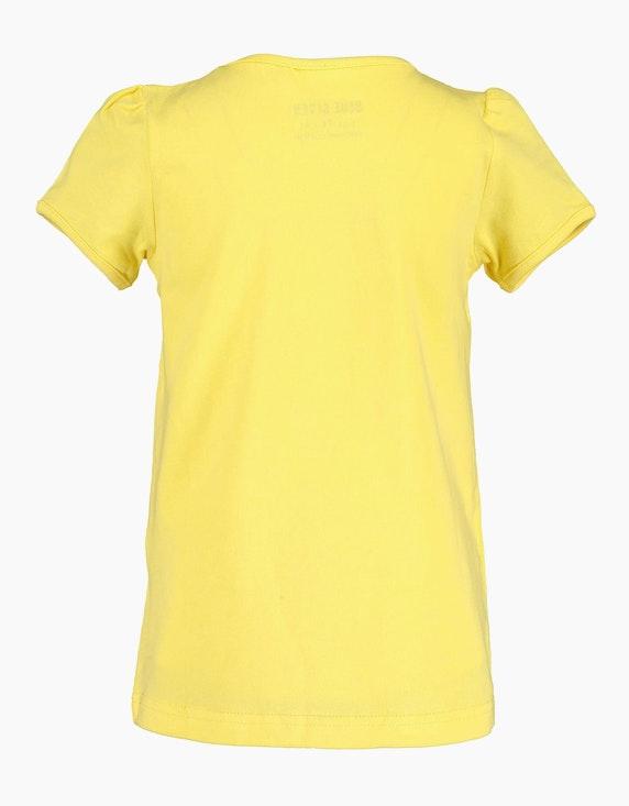 Blue Seven Mini Girls T-Shirt mit Print   ADLER Mode Onlineshop