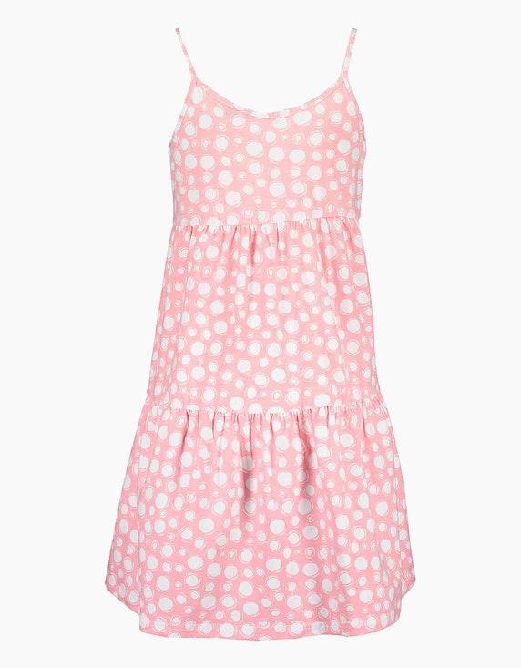 Blue Seven Girls Kleid im Stufen-Look | ADLER Mode Onlineshop