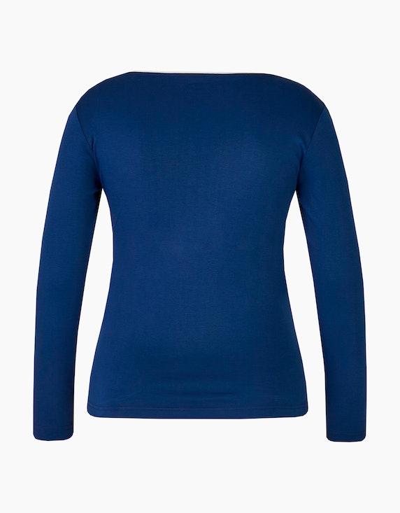 Malva Langarmshirt mit Strassbesatz   ADLER Mode Onlineshop