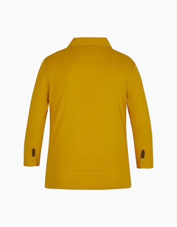 Bexleys woman Poloshirt mit 3/4-Arm   ADLER Mode Onlineshop