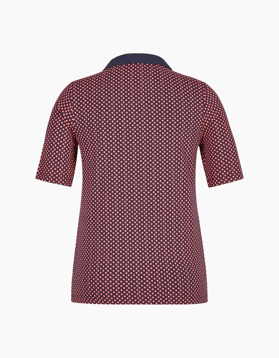 Bexleys woman Poloshirt mit halblangen Ärmeln | ADLER Mode Onlineshop