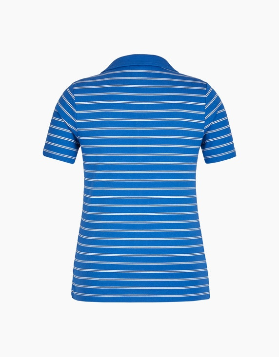 Bexleys woman Poloshirt mit Streifen | ADLER Mode Onlineshop