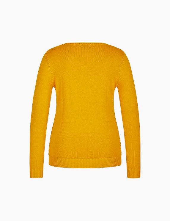 Bexleys woman Pullover mit Zopfmuster | ADLER Mode Onlineshop
